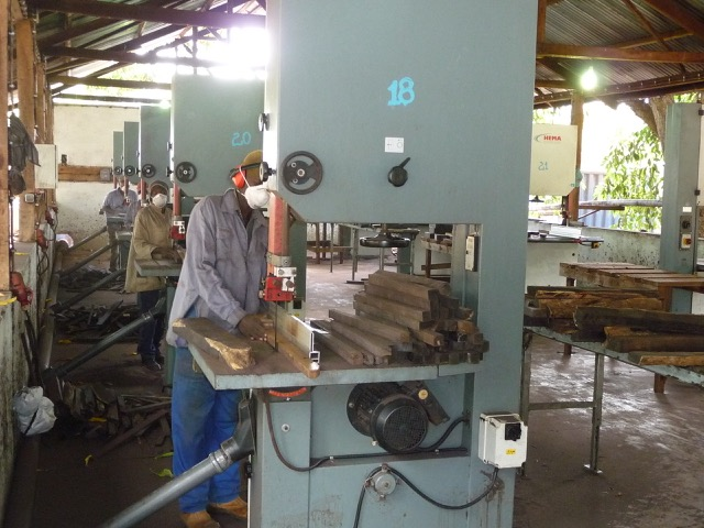 African Blackwood Mill