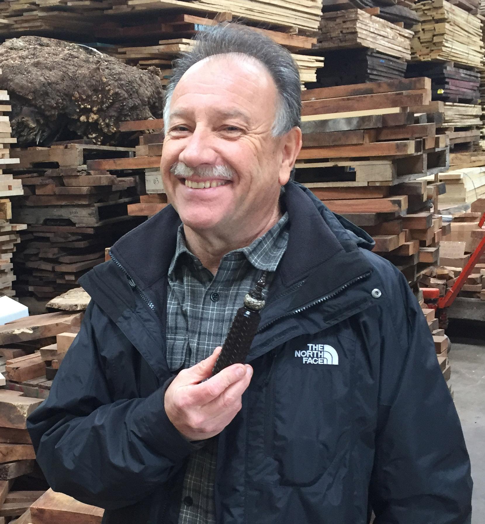 Jon Sauer at Gilmer Wood Company