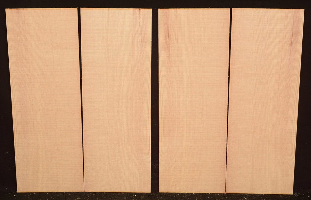 """Holly boards lumber 1//2 or 3//4 surface 4 sides 12/"""""""